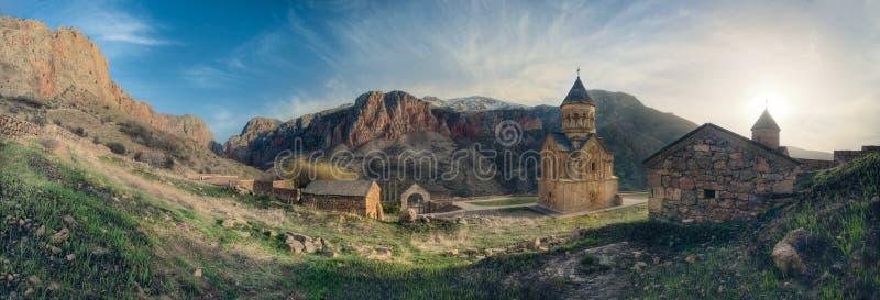 αρμενικό μοναστήρι noravank στοκ φωτογραφίες
