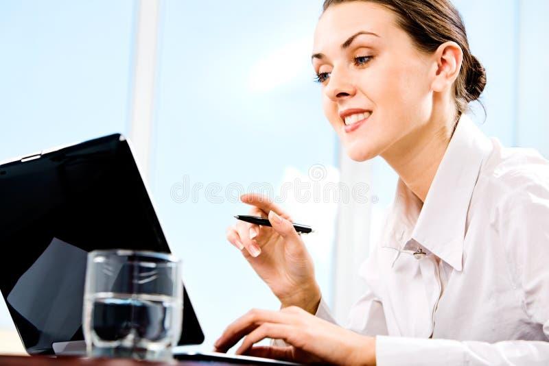 αρμόδιος γραμματέας στοκ φωτογραφία με δικαίωμα ελεύθερης χρήσης