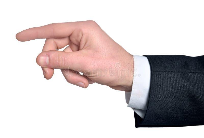 Αρπαγή χεριών ατόμων στοκ φωτογραφία
