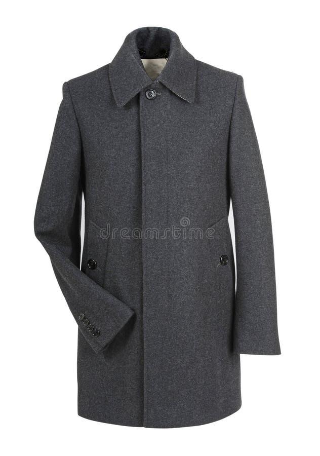 Αρσενικό παλτό στοκ εικόνα