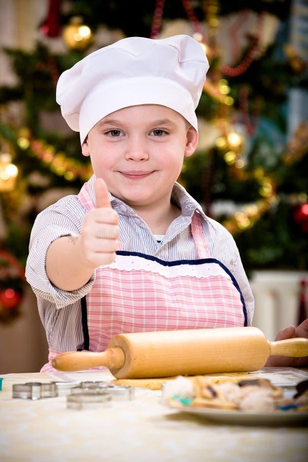 Αρτοποιείο Χριστουγέννων στοκ εικόνα