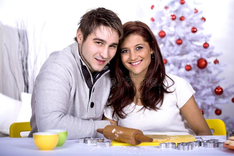 Αρτοποιείο Χριστουγέννων στοκ φωτογραφίες