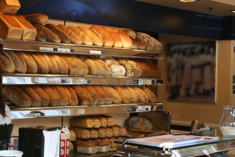 αρτοποιείο στοκ φωτογραφίες