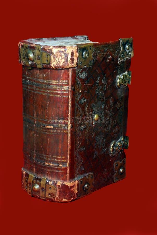 αρχαία Βίβλος στοκ εικόνες με δικαίωμα ελεύθερης χρήσης