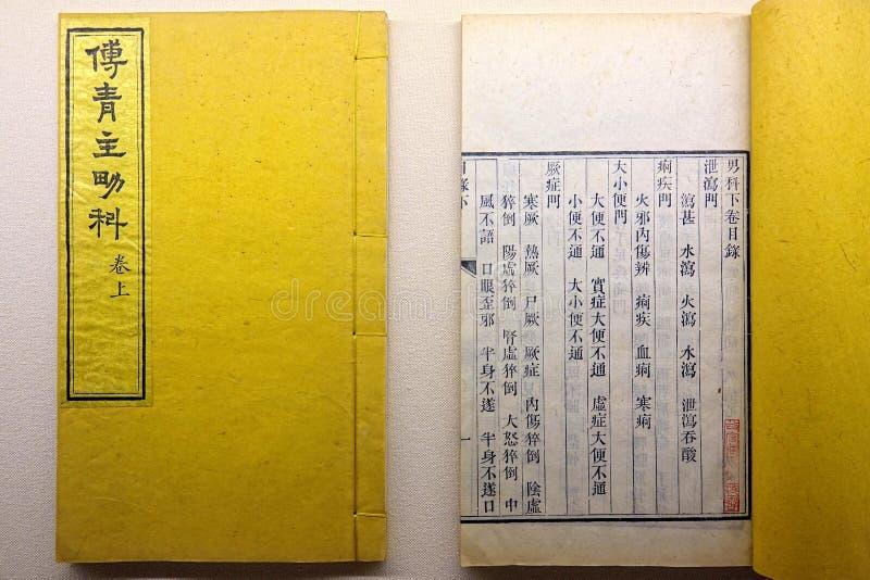 Αρχαία βιβλία ραχών στοκ φωτογραφία με δικαίωμα ελεύθερης χρήσης