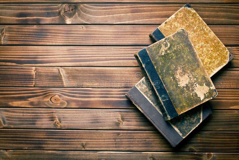 Αρχαία βιβλία στοκ φωτογραφία