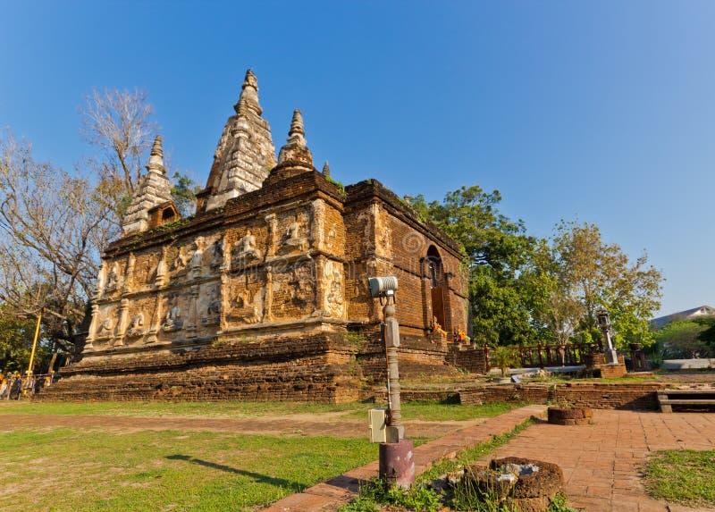 Αρχαία βουδιστική παγόδα στοκ φωτογραφία με δικαίωμα ελεύθερης χρήσης