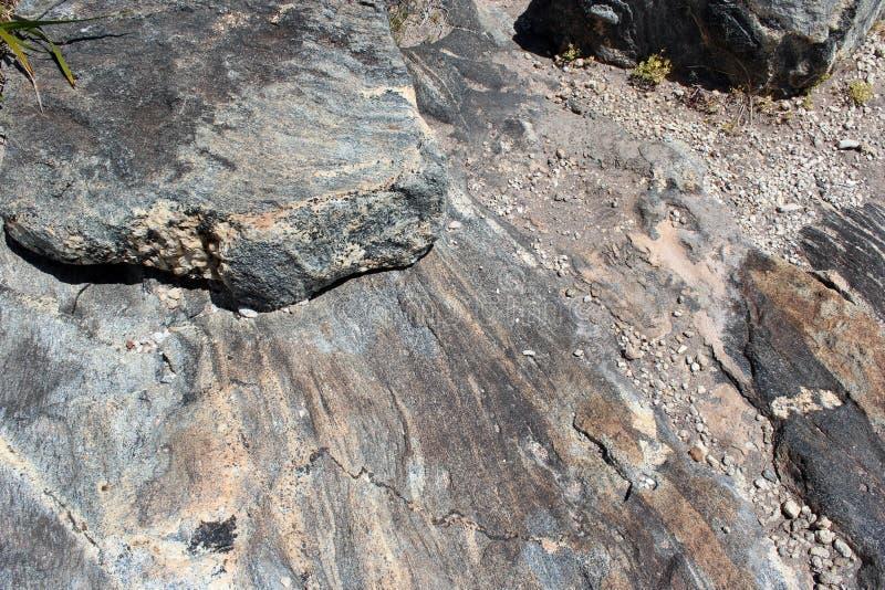 Αρχαία δυτική Αυστραλία βράχων καναλιών σχηματισμού βράχου στοκ φωτογραφίες με δικαίωμα ελεύθερης χρήσης