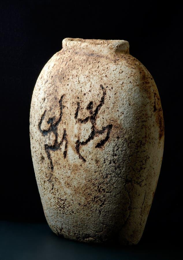 αρχαία κεραμική στοκ φωτογραφίες