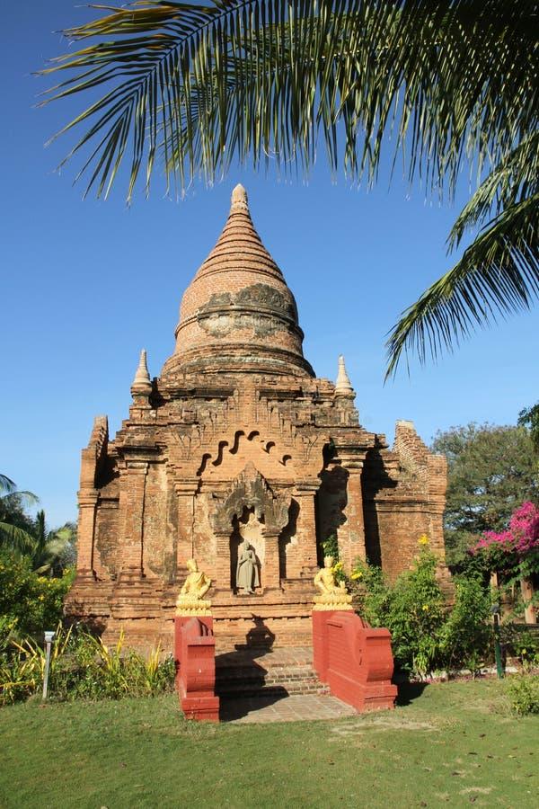 Αρχαία παγόδα σε Bagan στοκ εικόνες με δικαίωμα ελεύθερης χρήσης