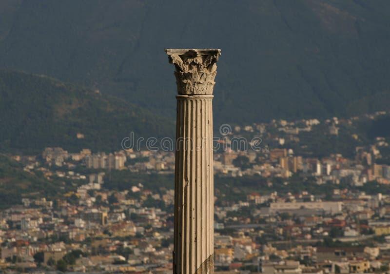 αρχαία Πομπηία στοκ εικόνες με δικαίωμα ελεύθερης χρήσης