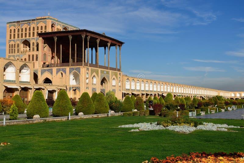 Αρχαία πόλη του Ισφαχάν στο Ιράν στοκ εικόνες