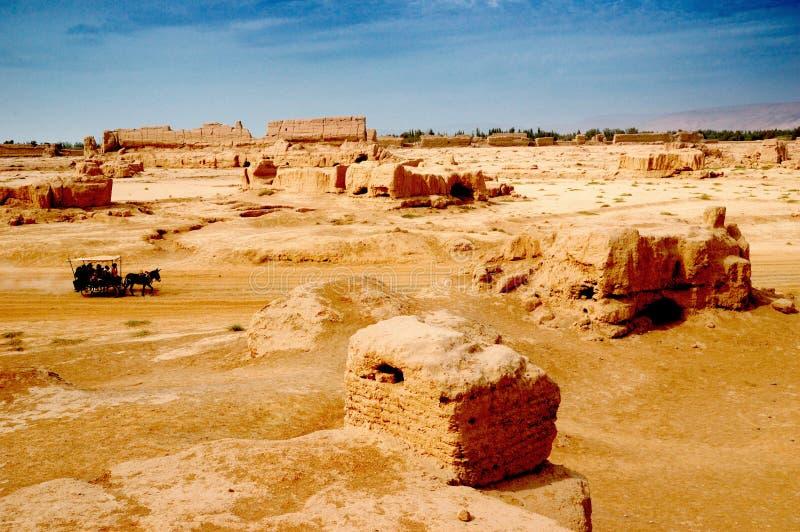 αρχαία πόλη στοκ εικόνες