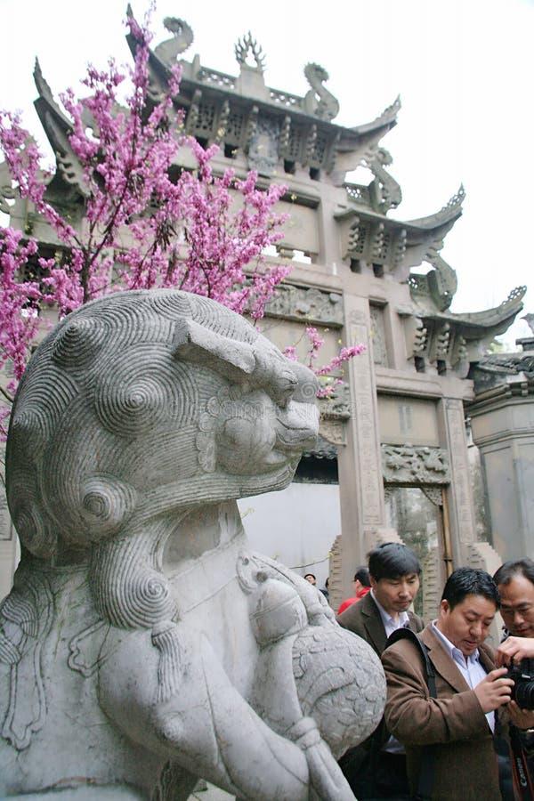 Αρχαία πόλη Nanxun στοκ εικόνες