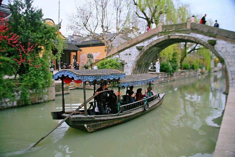 Αρχαία πόλη Nanxun στοκ φωτογραφίες