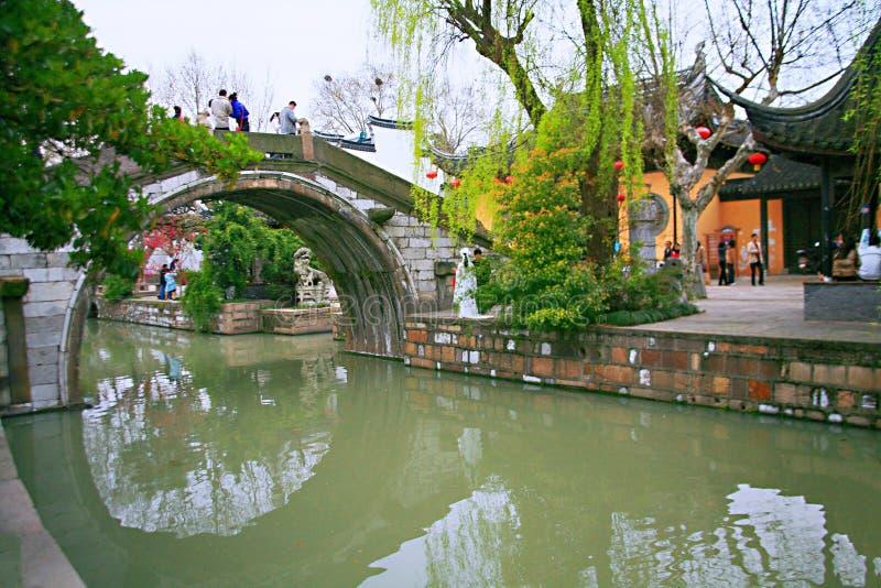 Αρχαία πόλη Nanxun στοκ εικόνα