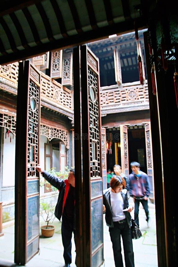 Αρχαία πόλη Nanxun στοκ φωτογραφίες με δικαίωμα ελεύθερης χρήσης