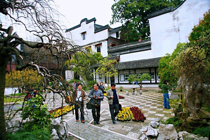 Αρχαία πόλη Nanxun στοκ εικόνες με δικαίωμα ελεύθερης χρήσης