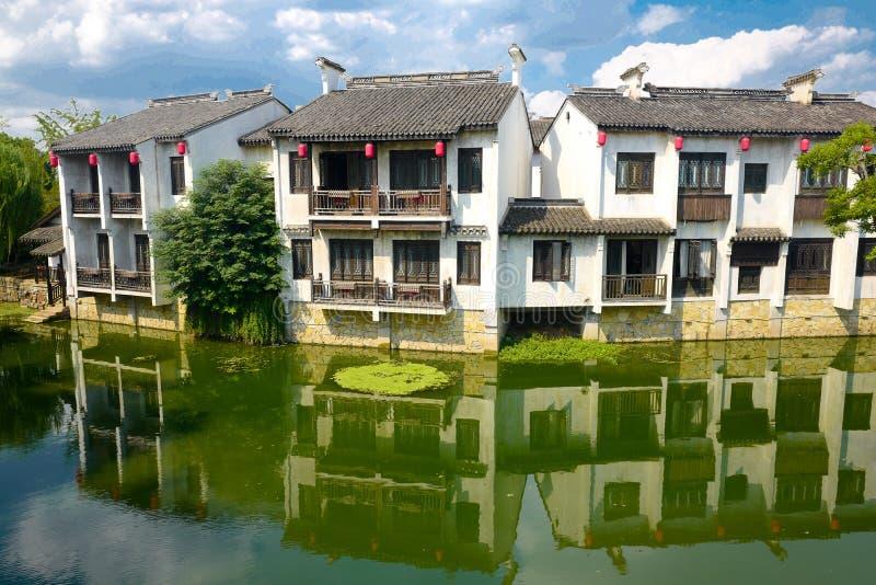 Αρχαία πόλη Xuntang στοκ φωτογραφία με δικαίωμα ελεύθερης χρήσης