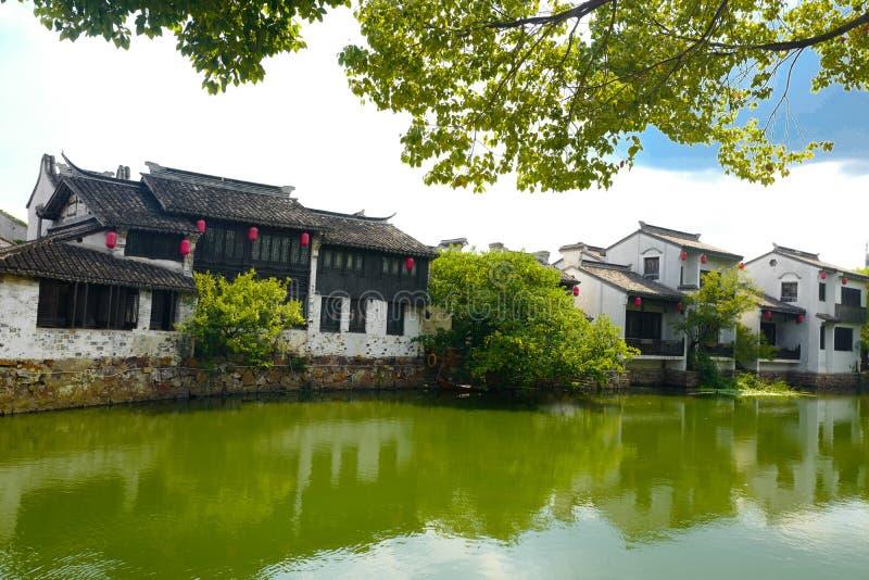 Αρχαία πόλη Xuntang στοκ εικόνα