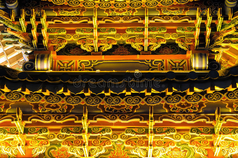 Αρχαία πόλη Δάλι στην Κίνα που είναι ένα τουριστικό αξιοθέατο στοκ εικόνες με δικαίωμα ελεύθερης χρήσης