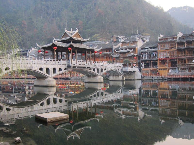 Αρχαία πόλη Fenghuang στοκ φωτογραφίες