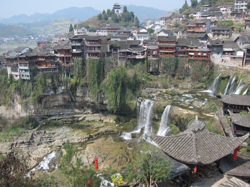 Αρχαία πόλη Furong στοκ εικόνες με δικαίωμα ελεύθερης χρήσης