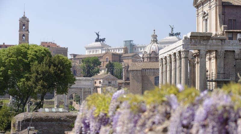 Αρχαία Ρώμη, Ιταλία στοκ φωτογραφίες