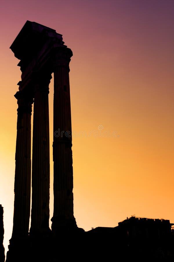 αρχαία Ρώμη στοκ εικόνες με δικαίωμα ελεύθερης χρήσης