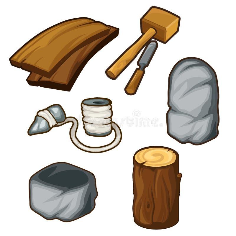 Αρχαία στοιχεία για την ξυλουργική απεικόνιση αποθεμάτων