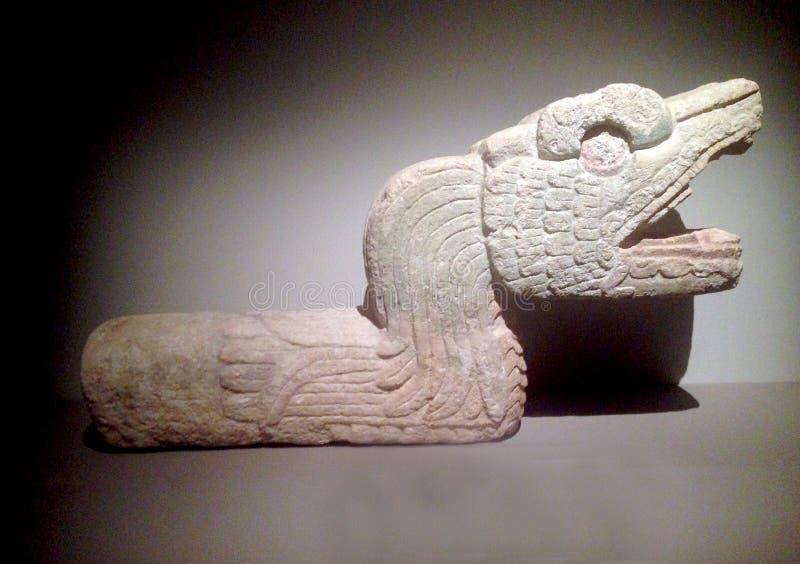 Αρχαία τέχνη της Maya στοκ φωτογραφίες με δικαίωμα ελεύθερης χρήσης