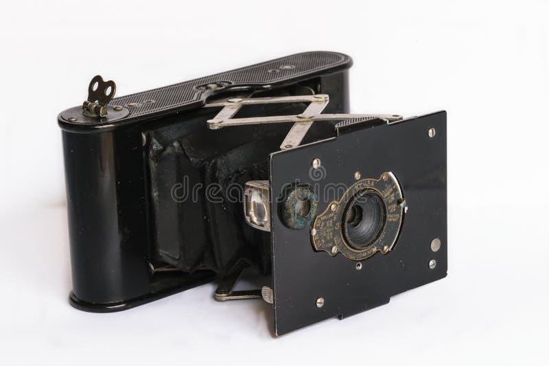 αρχαία φωτογραφική μηχανή στοκ εικόνες