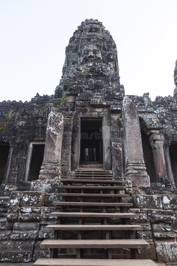 Αρχαίες βουδιστικές καταστροφές στοκ φωτογραφία