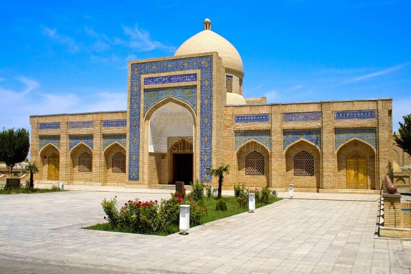 Αρχαίος αρχιτεκτονικός σύνθετος, Μπουχάρα στοκ φωτογραφία με δικαίωμα ελεύθερης χρήσης