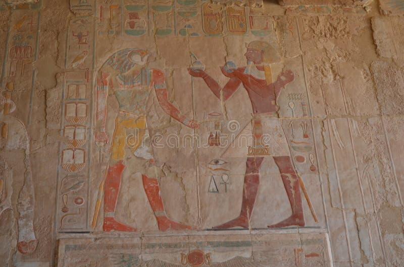 αρχαίος τοίχος ναών στοκ φωτογραφία