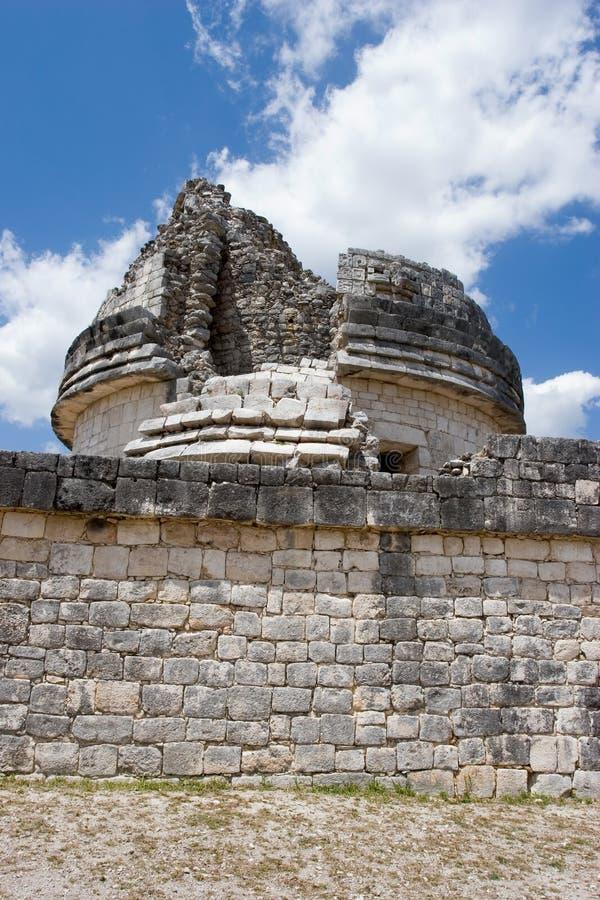 αρχαίος τοίχος παρατηρητή στοκ εικόνα με δικαίωμα ελεύθερης χρήσης