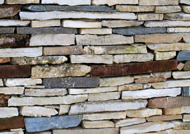Αρχαίος τοίχος περιφράξεων στοκ φωτογραφία