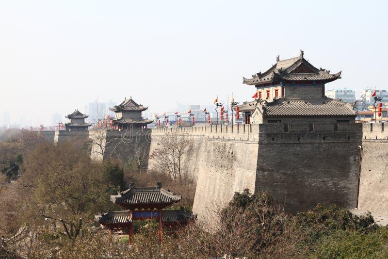Download αρχαίος τοίχος της Κίνας στοκ εικόνες. εικόνα από ανατολικός - 13186114