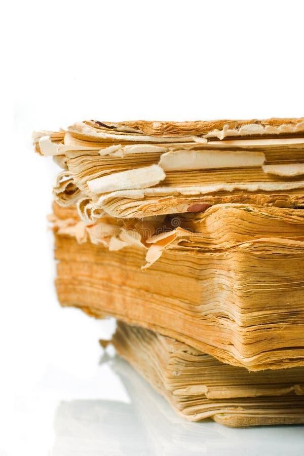 Download αρχαίο έγγραφο βιβλίων πο& στοκ εικόνα. εικόνα από print - 13185621