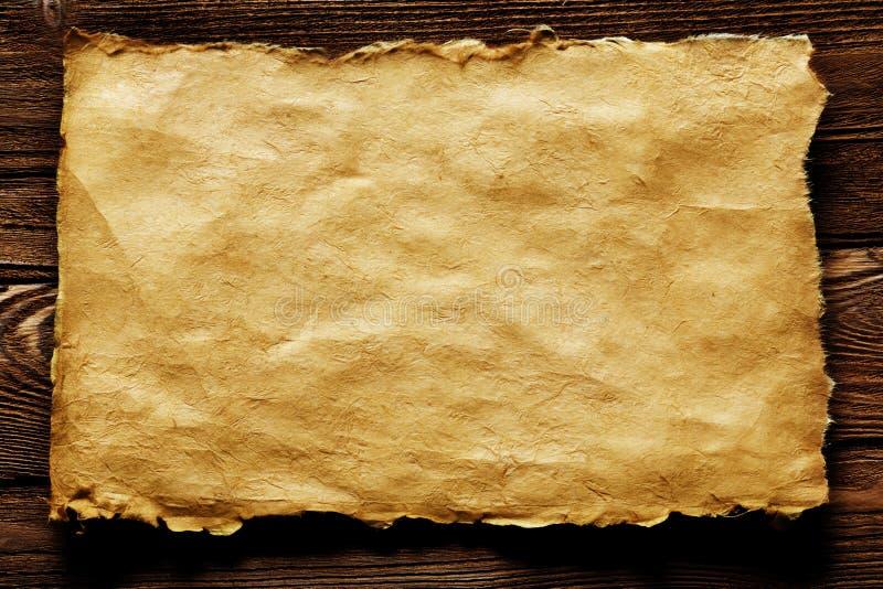 αρχαίο έγγραφο στοκ φωτογραφίες