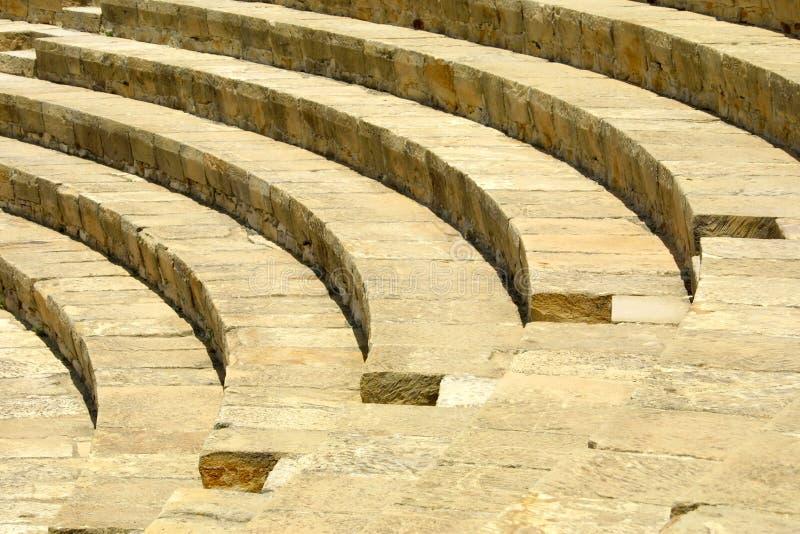 αρχαίο θέατρο στοκ εικόνα