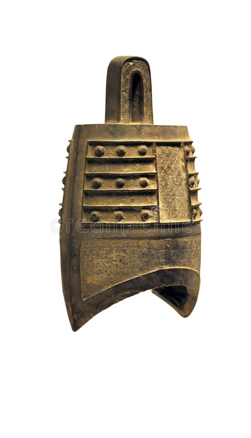 αρχαίο κουδούνι στοκ φωτογραφίες