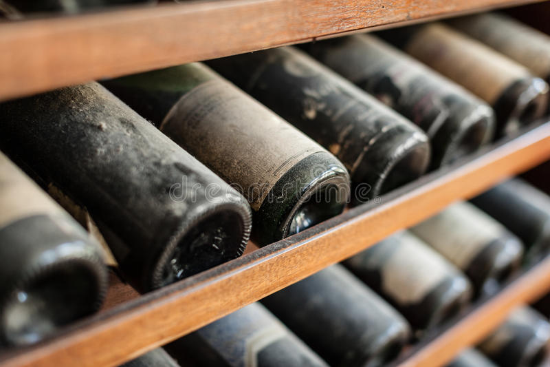 Αρχαίο κρασί στοκ εικόνες