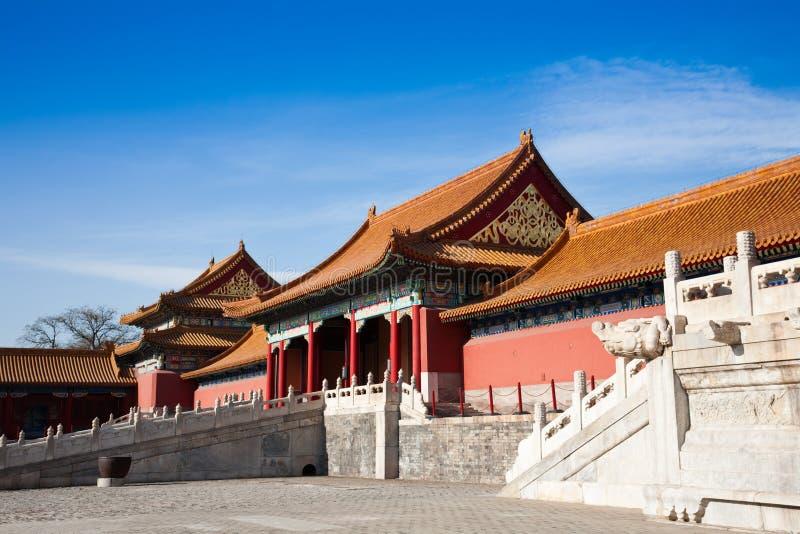 αρχαίο κτήριο κινέζικα στοκ εικόνες με δικαίωμα ελεύθερης χρήσης