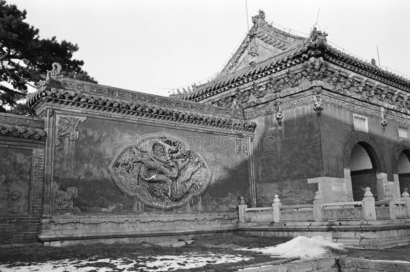 αρχαίο κτήριο στοκ εικόνες