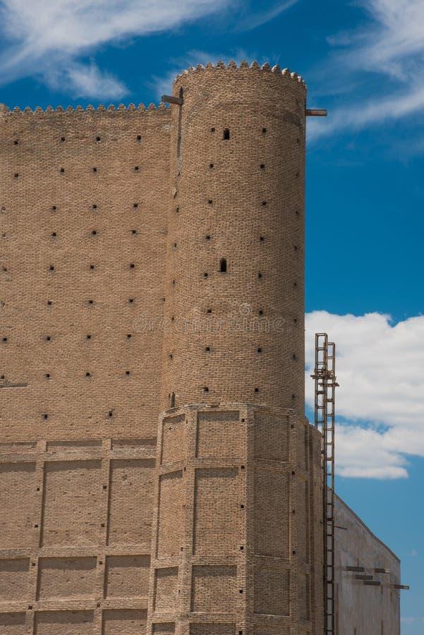 αρχαίο μουσουλμανικό τέμενος στοκ εικόνα