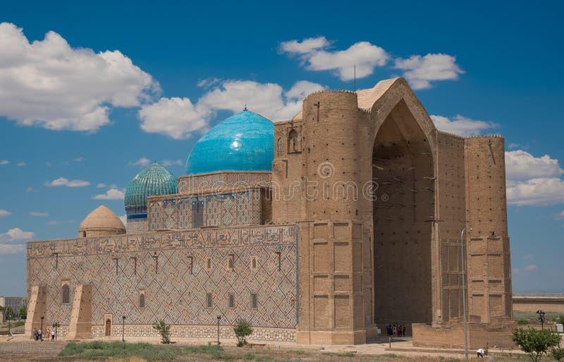 αρχαίο μουσουλμανικό τέμενος στοκ φωτογραφία