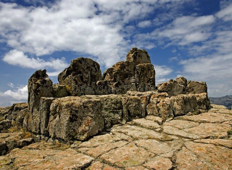 αρχαίο παρατηρητήριο στοκ φωτογραφία
