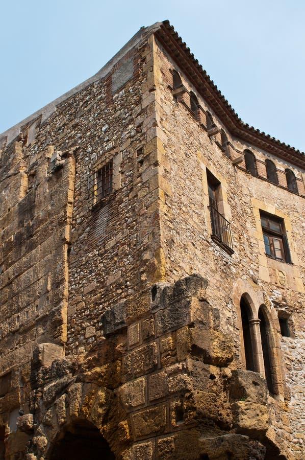 αρχαίο σπίτι στοκ φωτογραφία με δικαίωμα ελεύθερης χρήσης