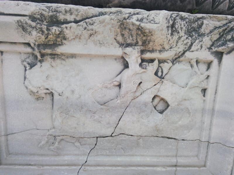 Αρχαίο σχέδιο στοκ φωτογραφία